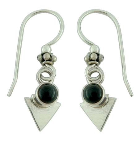Wire Dangles Earrings
